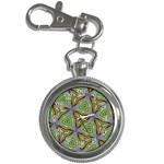 Elegant Retro Art Key Chain & Watch