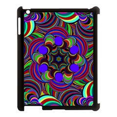 Sw Apple iPad 3/4 Case (Black) by Colorfulart23