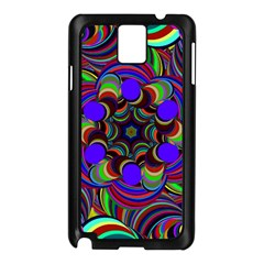 Sw Samsung Galaxy Note 3 Case (Black) by Colorfulart23