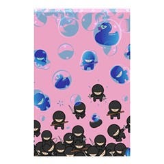 Ninja Style Shower Curtain 48  X 72  (small) by Contest1856784
