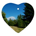 land2 Ornament (Heart)