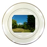 land2 Porcelain Plate