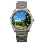 land2 Sport Metal Watch