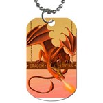 SFD - Dog Tag (Two Sides)