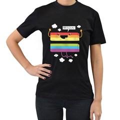 Equality Women s T Shirt (black)