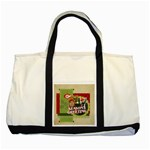 xmas - Two Tone Tote Bag