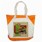 xmas - Accent Tote Bag