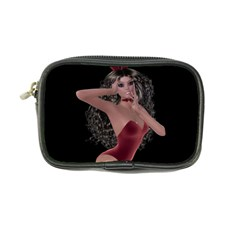 Miss Bunny In Red Lingerie Coin Purse