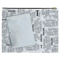Teacher Xxxl Cosmetic Bag By Lisa Minor   Cosmetic Bag (xxxl)   Vinrsc9c00uk   Www Artscow Com Back