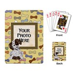 Puppy Playing Cards - Playing Cards Single Design