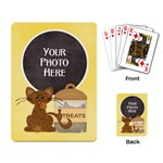 Kitty Playing Cards - Playing Cards Single Design