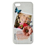 kids - iPhone 5S Premium Hardshell Case