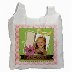 Kids By Kids   Recycle Bag (two Side)   Ekijdu1b101q   Www Artscow Com Front