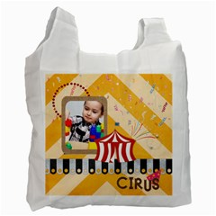 Kids By Kids   Recycle Bag (two Side)   1um93w7ikoa7   Www Artscow Com Front