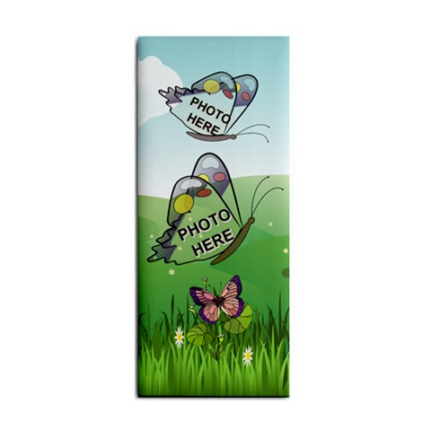 Butterfly Fields Hand Towel By Joy Johns   Hand Towel   Jcryvu9anj44   Www Artscow Com Front