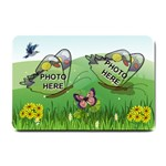 Butterfly Field small door mat - Small Doormat