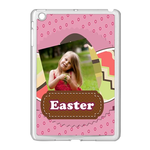 Easter By Easter   Apple Ipad Mini Case (white)   T7acxhgpxqbm   Www Artscow Com Front