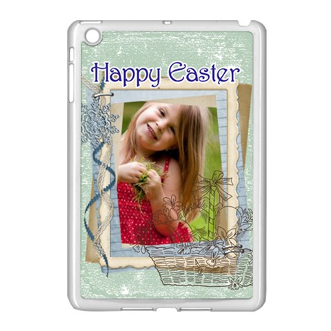 Easter By Easter   Apple Ipad Mini Case (white)   U8hlpc0bg3gd   Www Artscow Com Front