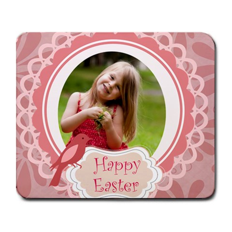 Easter By Easter   Collage Mousepad   6bg1d5ski3cl   Www Artscow Com 9.25 x7.75 Mousepad - 1