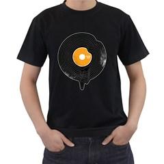 Melting Song Men s T Shirt (black)