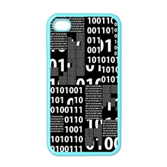 Beauty Of Binary Apple Iphone 4 Case (color)