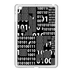 Beauty Of Binary Apple Ipad Mini Case (white)