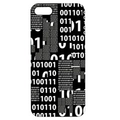 Beauty Of Binary Apple Iphone 5 Hardshell Case With Stand
