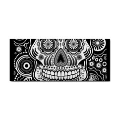 Skull Hand Towel by Ancello