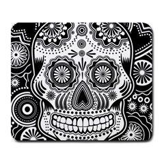 Sugar Skull Large Mouse Pad (rectangle) by Ancello