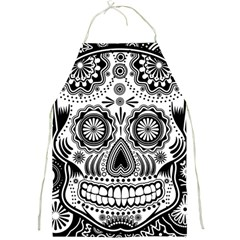 Sugar Skull Apron by Ancello