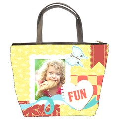 Kids By Kids   Bucket Bag   Fevq29f21211   Www Artscow Com Back