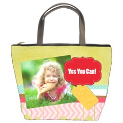 Kids By Kids   Bucket Bag   B6ywznnp6a29   Www Artscow Com Front