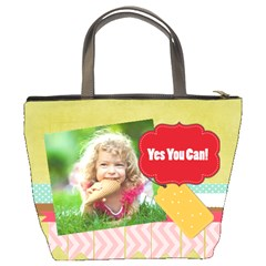 Kids By Kids   Bucket Bag   B6ywznnp6a29   Www Artscow Com Back