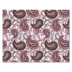 Paisley In Pink Jigsaw Puzzle (rectangle) by StuffOrSomething