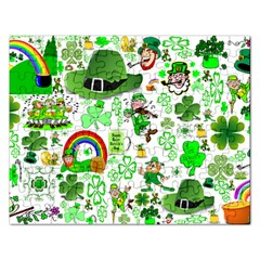 St Patrick s Day Collage Jigsaw Puzzle (rectangle) by StuffOrSomething