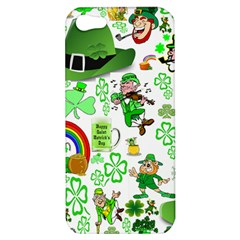 St Patrick s Day Collage Apple Iphone 5 Hardshell Case by StuffOrSomething