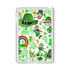 St Patrick s Day Collage Apple Ipad Mini 2 Case (white) by StuffOrSomething