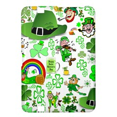 St Patrick s Day Collage Kindle Fire Hd 8 9  Hardshell Case by StuffOrSomething