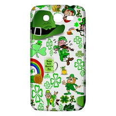 St Patrick s Day Collage Samsung Galaxy Mega 5 8 I9152 Hardshell Case  by StuffOrSomething