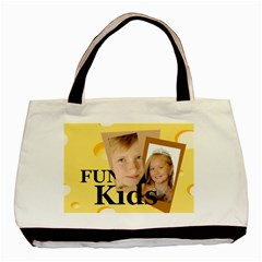 Kids By Kids   Basic Tote Bag (two Sides)   Dlnks8868aqd   Www Artscow Com Front