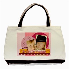 Kids By Kids   Basic Tote Bag (two Sides)   A03qyla38sn4   Www Artscow Com Front