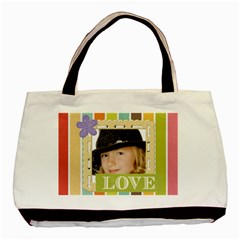 Kids By Kids   Basic Tote Bag (two Sides)   01o61q3ul9e8   Www Artscow Com Front