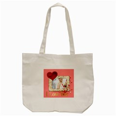 Love By Ki Ki   Tote Bag (cream)   95ncyg668hq5   Www Artscow Com Back