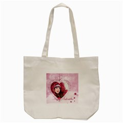 Love By Ki Ki   Tote Bag (cream)   Wluzh0d584h3   Www Artscow Com Back