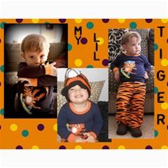 Calendar Lil Tiger2 By Tammy Gatten   Wall Calendar 11  X 8 5  (12 Months)   L92sixirpt35   Www Artscow Com Month