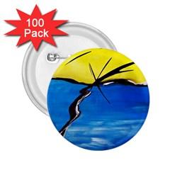 Spring 2 25  Button (100 Pack) by Siebenhuehner