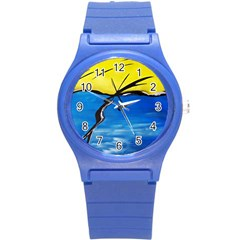 Spring Plastic Sport Watch (small) by Siebenhuehner