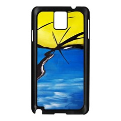 Spring Samsung Galaxy Note 3 Case (black) by Siebenhuehner