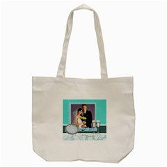 Wedding By Paula Green   Tote Bag (cream)   Iwmuuggj10ug   Www Artscow Com Back