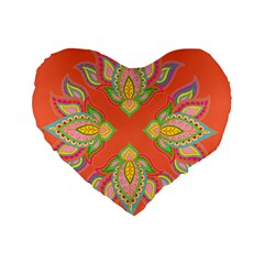 Some More 16  Premium Heart Shape Cushion
